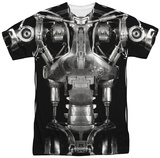 Terminator - Endoskeleton Costume T-Shirt