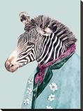 Zebra Impressão em tela esticada por  Animal Crew