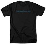 Terminator - Circuit Board Logo T-shirts