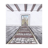 The Railway into the Room Prints by  tannene