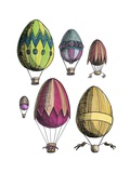 tannene - Eggs Balloons for Easter - Poster