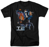 Terminator 2 - Battle Camisetas