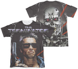 Terminator - Poster (Front - Back Print) Sublimated