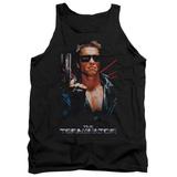Tank Top: Terminator - Poster Tank Top