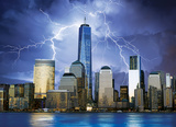 New York World Trade Center 1000 Piece Puzzle Jigsaw Puzzle