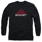 Long Sleeve: Terminator 2 - Skynet T-shirts