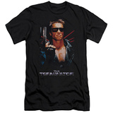 Terminator - Poster (slim fit) Shirts