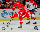 Henrik Zetterberg 2014-15 Action Photo