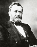 Ulysses S. Grant, 18th President of the United States Photo