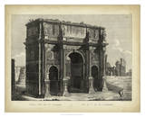 Arco di Constantino Giclee Print by Pietro Parboni