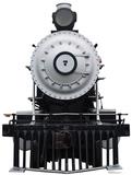 Steam Locomotive 7 Standup Cardboard Cutouts