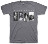 Muddy Waters - Evolution T-Shirts