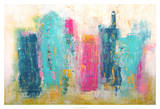 City Dreams Giclee Print by Erin Ashley