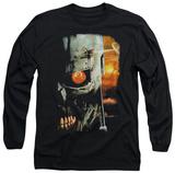 Long Sleeve: Terminator - Sketchy T-Shirt