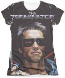 Juniors: Terminator - Poster T-Shirt