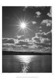 Sun Burst Print by Martin Henson