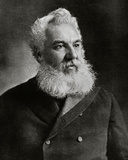 Alexander Graham Bell, American inventor 1905 Photo