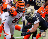 Rey Maualuga 2014 Action Photo