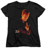 Womans: Terminator 2 - T1000 T-Shirt