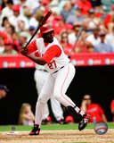 Vladimir Guerrero - 2007 Batting Action Photo