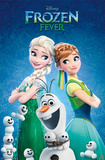 Frozen Fever - One Sheet Prints
