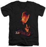Terminator 2 - T1000 V-Neck Shirts