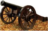 Cannon Standup Cardboard Cutouts