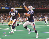 Ty Law Super Bowl XXXVI Interception TD Photo