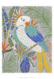 Tropical Cockatoo Posters par Chariklia Zarris