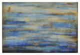 Blue Bay Jazz Giclée-Druck von Erin Ashley