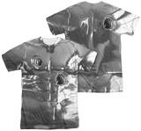 Terminator 2 - T1000 Costume (Front - Back Print) Vêtement