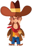 Cartoon Sheriff Lifesize Standup Cardboard Cutouts