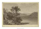 Lake George Giclee Print by R. Hinshelwood