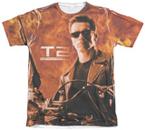 Terminator 2 - Blaze T-Shirt