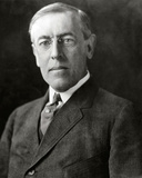 Woodrow Wilson, 28th President of the United States Photo
