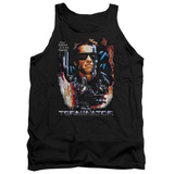 Tank Top: Terminator - Your Future Tank Top