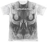 Terminator - Endoskeleton Face Shirt