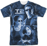Terminator 2 - Protector And Hunter Sublimated