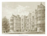 Burton Agnes, Yorkshire Giclee Print by  Richardson