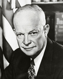 Dwight D. Eisenhower, 34th President of the United States Photo