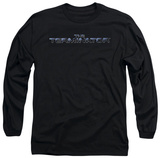 Long Sleeve: Terminator - Logo Shirts
