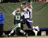 Ty Law 2003 Action Photo