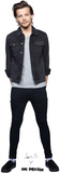 One Direction - Louis Lifesize Standup Cardboard Cutouts
