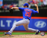 Kyle Hendricks 2014 Action Photo