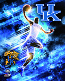 University of Kentucky Wildcats Player Composite Photo