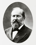 James A. Garfield, 20th President of the United States Photo