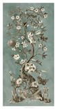 Chinoiserie Patina I Giclee Print by Naomi McCavitt