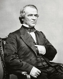 Andrew Johnson, 17th President of the United States Photo