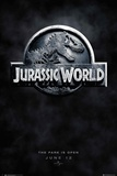 Jurassic World Logo Teaser Prints