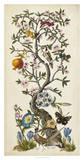 Chinoiserie Natura I Giclee Print by Naomi McCavitt